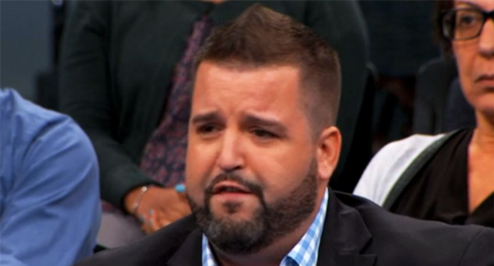 WATCH: Anti-gay evangelist gets smacked down on national TV -- and it's beautiful