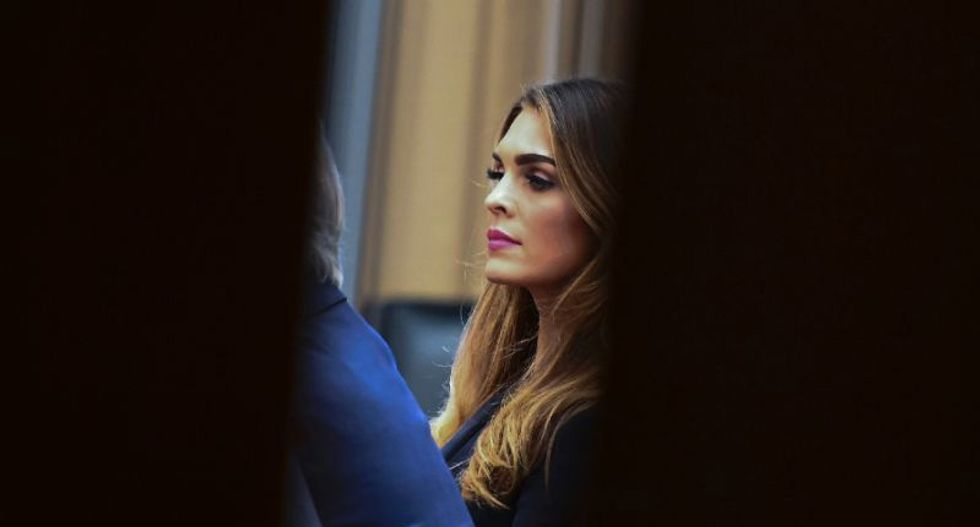She 'has some legal exposure': Here is why Hope Hicks 'may want to invoke the 5th Amendment' in talks with Congress