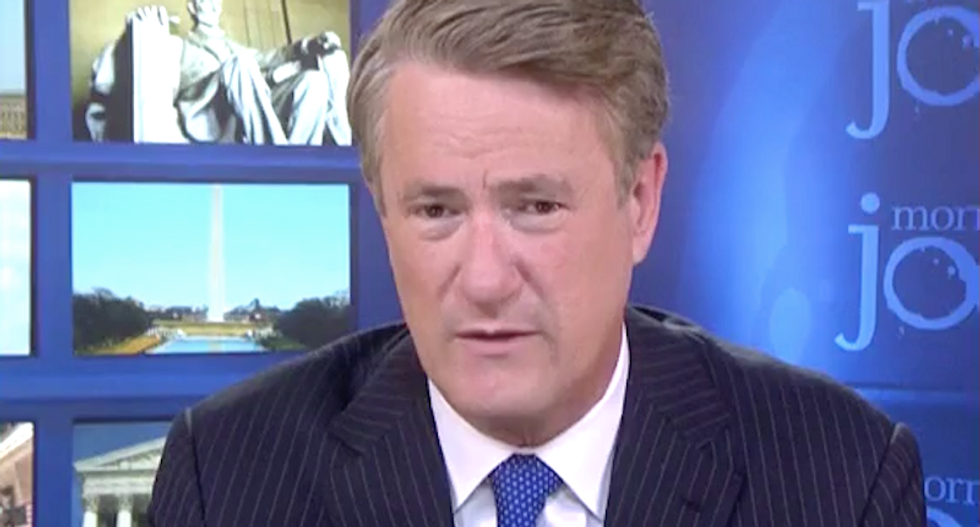'These are Republicans': Morning Joe delivers devastating takedown of Trump's panicked 'witch hunt' yelps