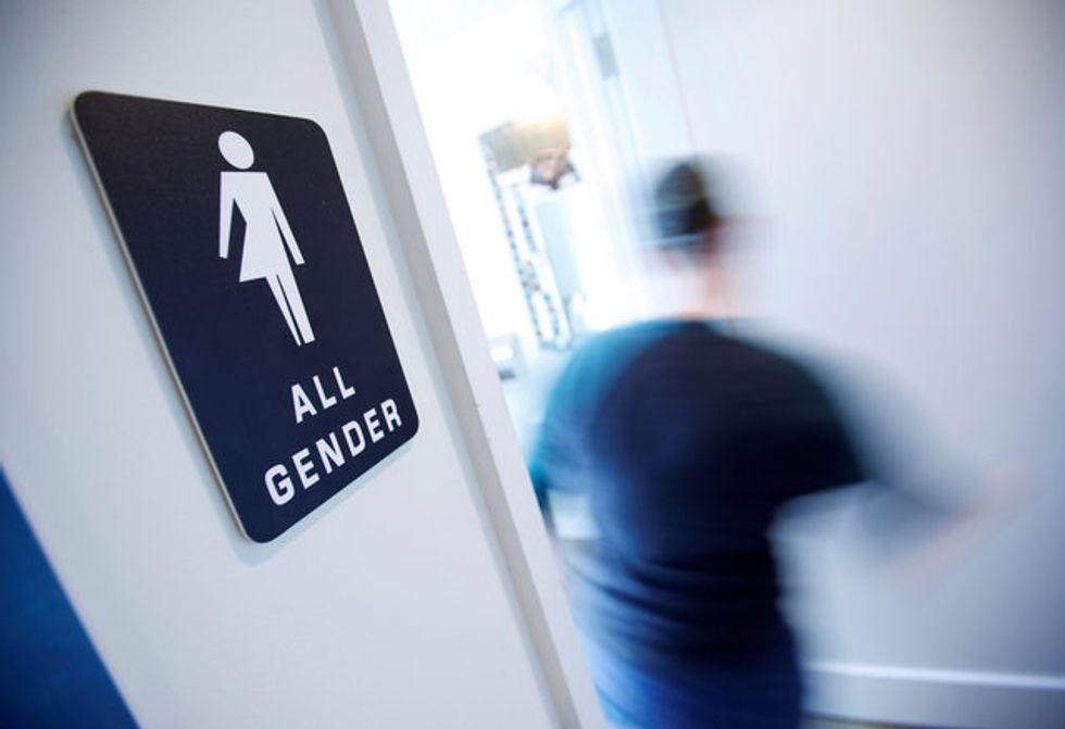 North Carolina legislature replaces transgender bathroom law