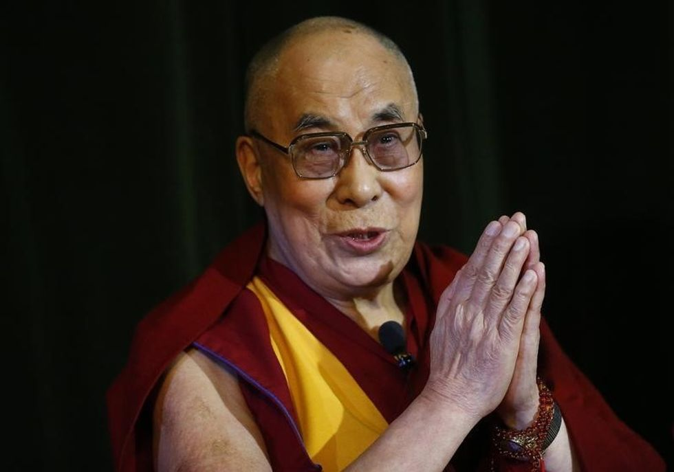 Dalai Lama remains in U.S. clinic for health check: official