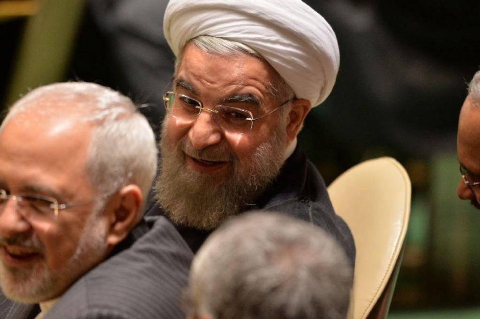 Russia and Iran throw weight behind Assad at UN meet