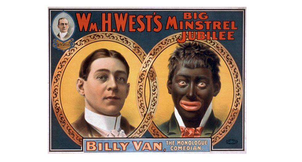 Is the entertainment world finally burying blackface?