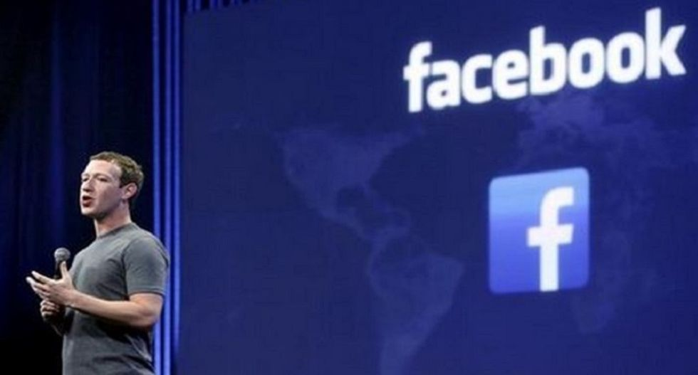 Facebook founder Mark Zuckerberg calls for universal Internet to help cure global ills