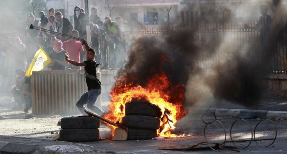 Three dead as Jerusalem sees bloodiest day in rising unrest