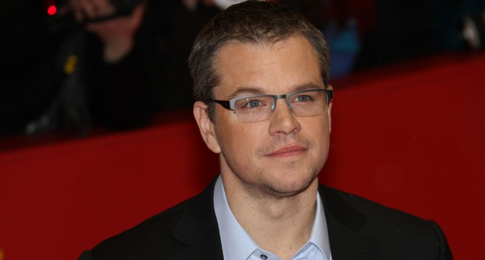 Filmmakers forced to create 'bullsh*t' roles for Trump in movies if they want to film in his NYC tower: Matt Damon