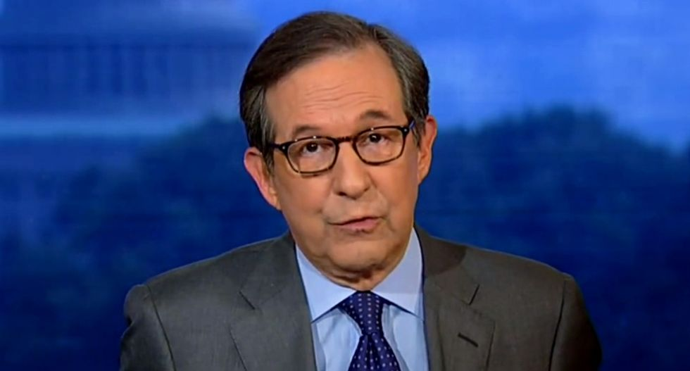Fox's Chris Wallace: Republicans hammered Obama for doing what Trump just did