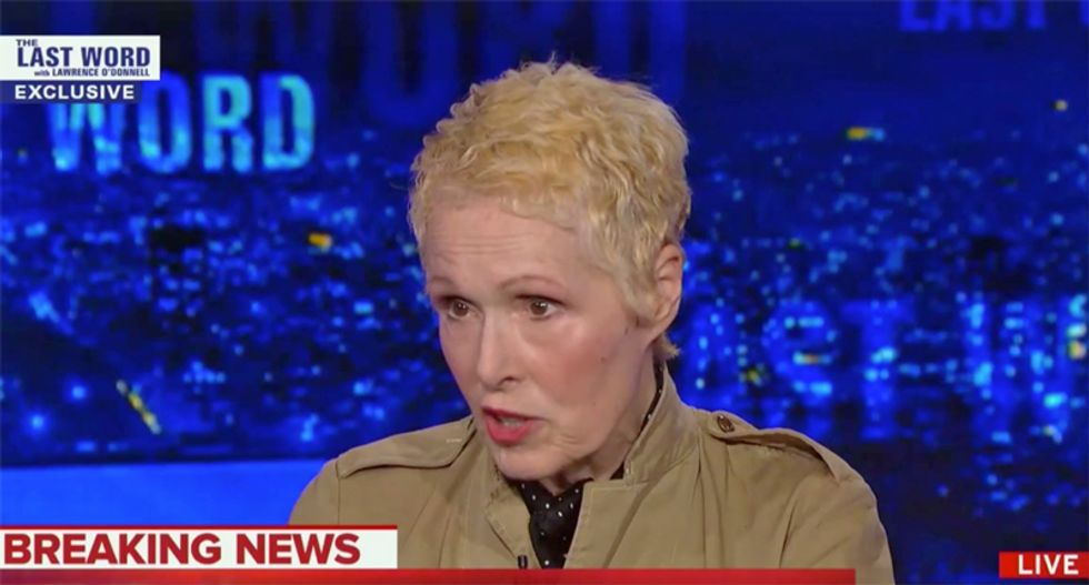 Trump supporter spiked NY Post story on E Jean Carroll's allegations that Donald Trump raped her