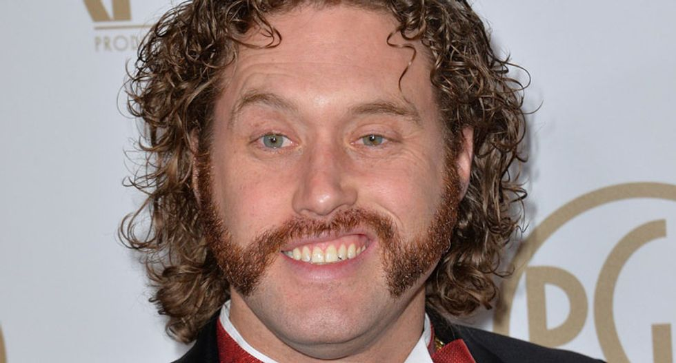 WATCH: Ex-Silicon Valley star T.J. Miller taken into custody for calling in false bomb threat