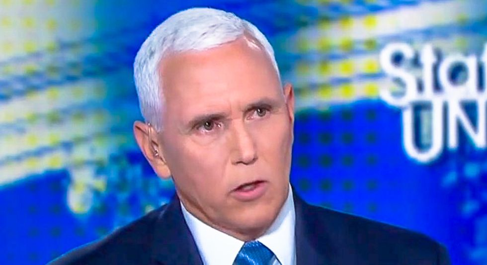 Mike Pence blasted for appearing with anti-LGBTQ extremists three times in five days
