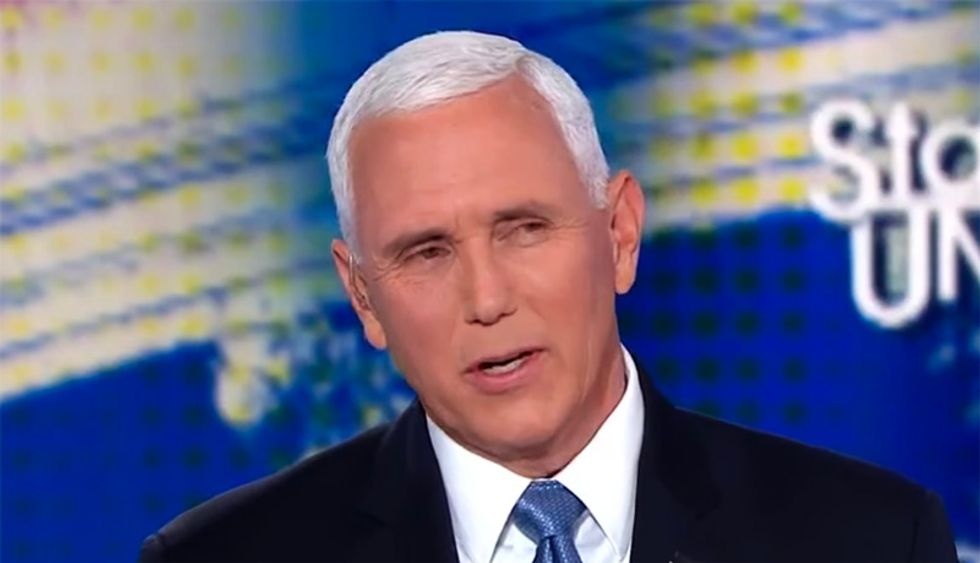 Watch CNN's Jake Tapper humiliate Mike Pence with audio of Trump refusing to endorse him as the 2024 GOP nominee