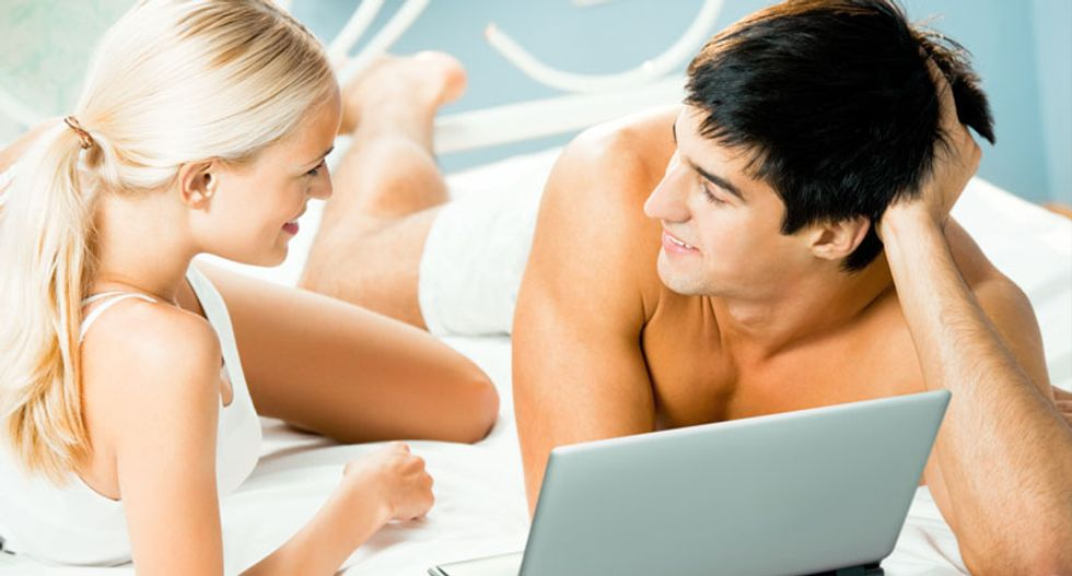How 'Netflix and chill' became code for casual sex