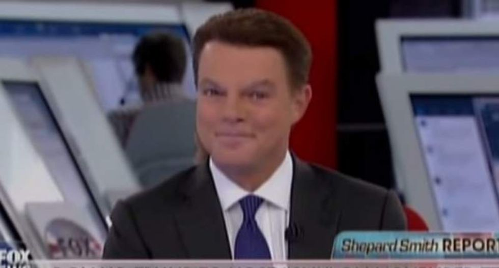 'Leave the money on the table': Shep Smith mocks NBC for letting Trump host 'SNL'