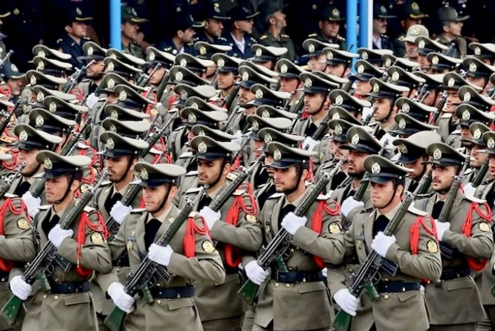 Iran general: 'Firing one bullet at Iran' will 'set fire' to US interests