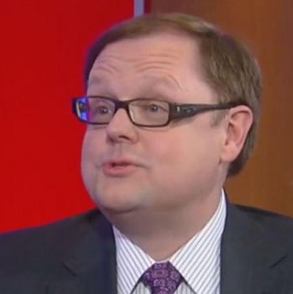 Todd Starnes - Fox News screencap
