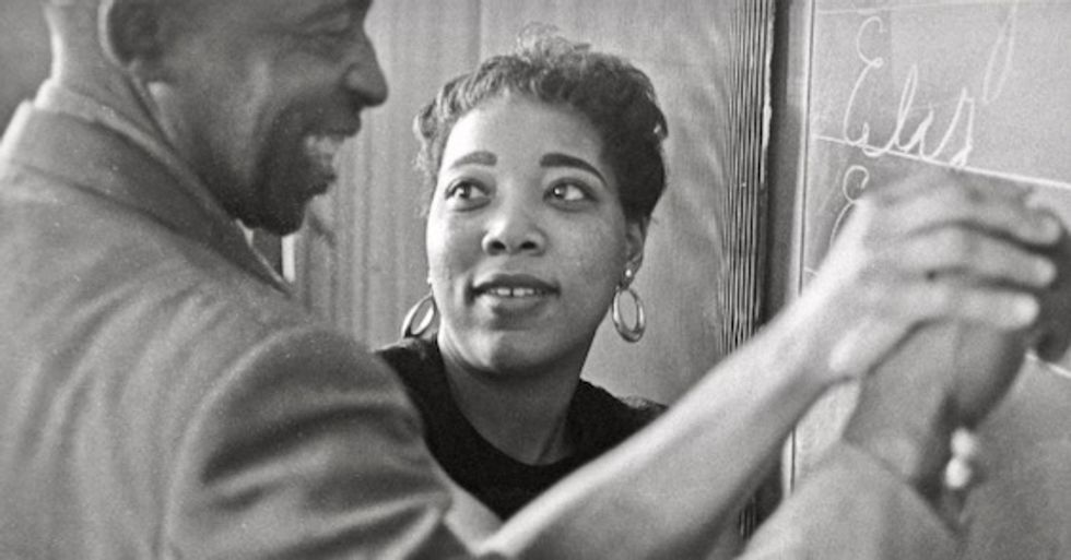 The civil rights activist so close to Martin Luther King Jr. she was thought of as his 'other wife'
