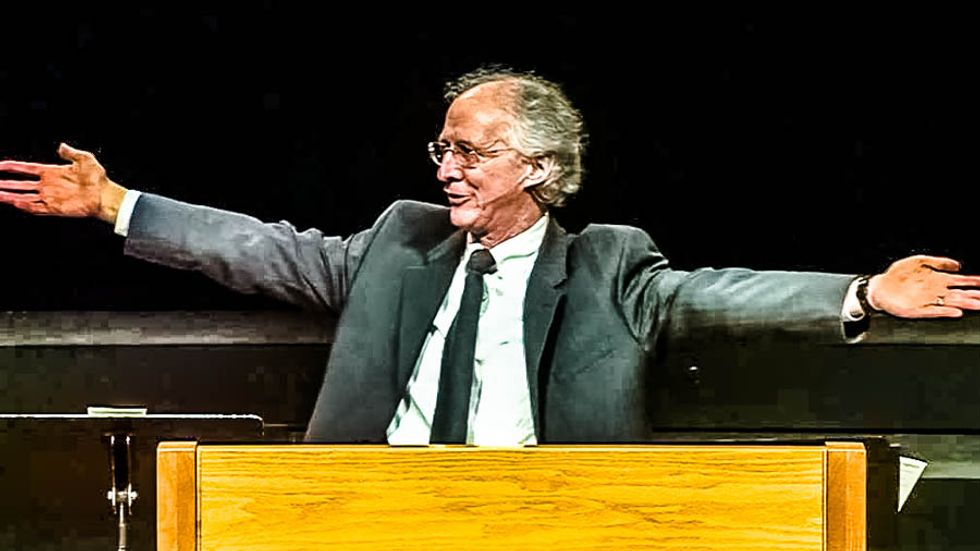 Favorite Duggar pastor John Piper: Sex is only for Christians and everyone else is a prostitute