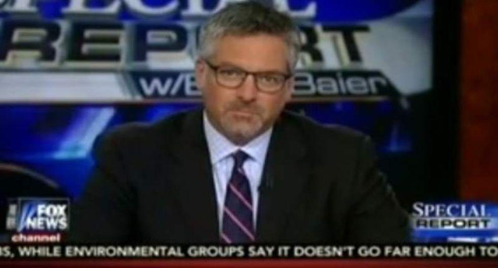 Fox guest: Obama used Umpqua College shooting speech to escape 'avalanche of bad news'