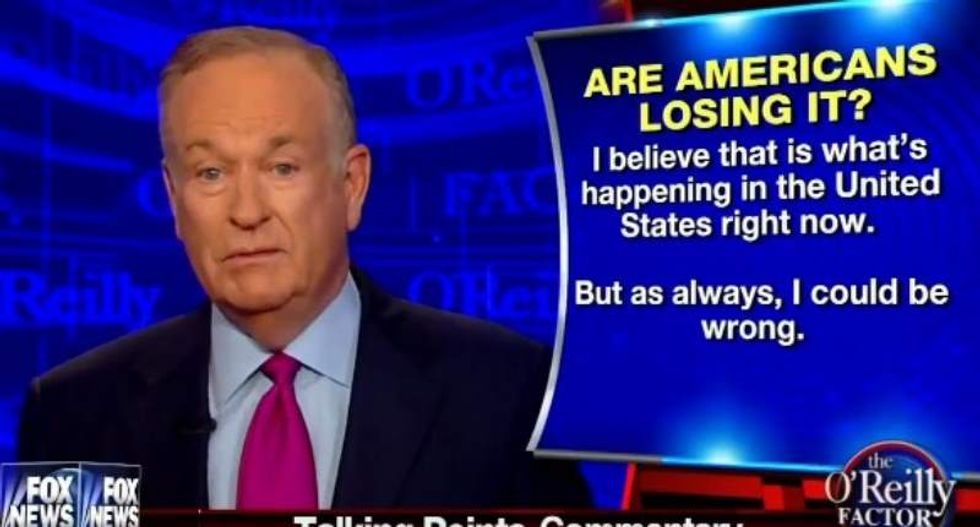 O'Reilly: Polls showing Biden ahead of GOP candidates prove Americans are hooked on 'the machines'