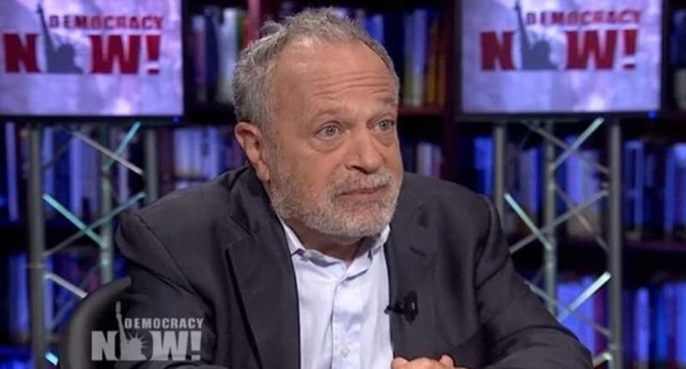 Robert Reich warns Americans of future under Trump: A tyrant who 'absorbs the trappings of power'
