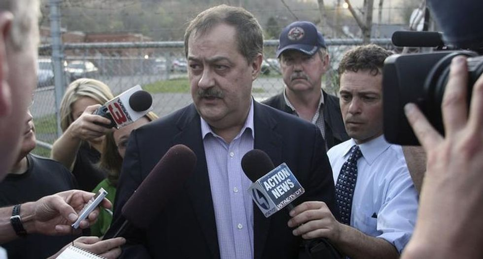 West Virginia trial starts for mine executive in deadly 2010 blast