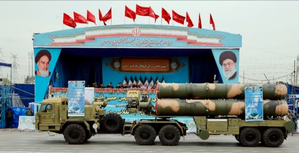 Iran air defense missiles must be taken seriously: experts