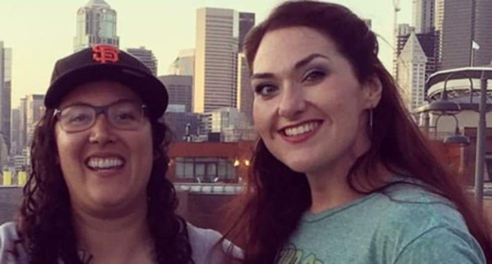 Seattle Mariners staffer harasses lesbian couple for being too 'affectionate' at baseball game