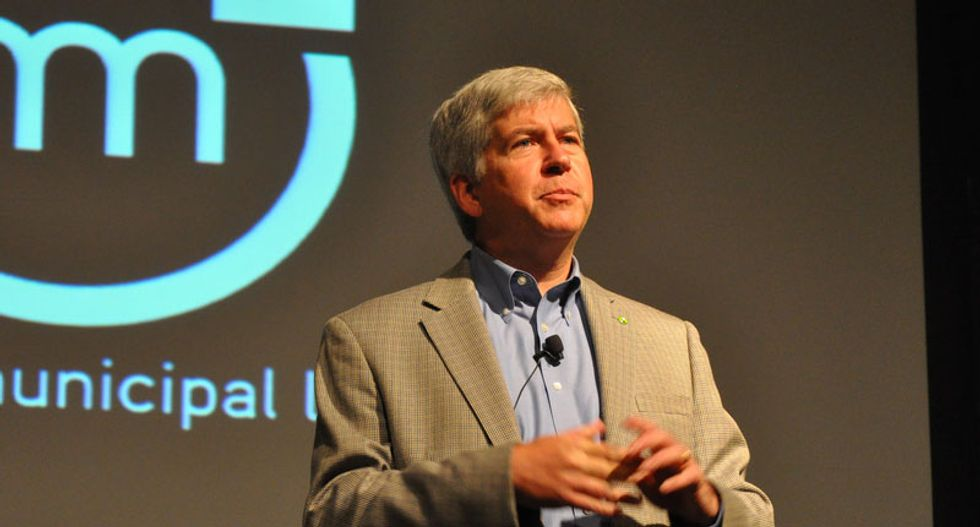 Michigan governor Rick Snyder faces yet another lawsuit – this time over Detroit schools