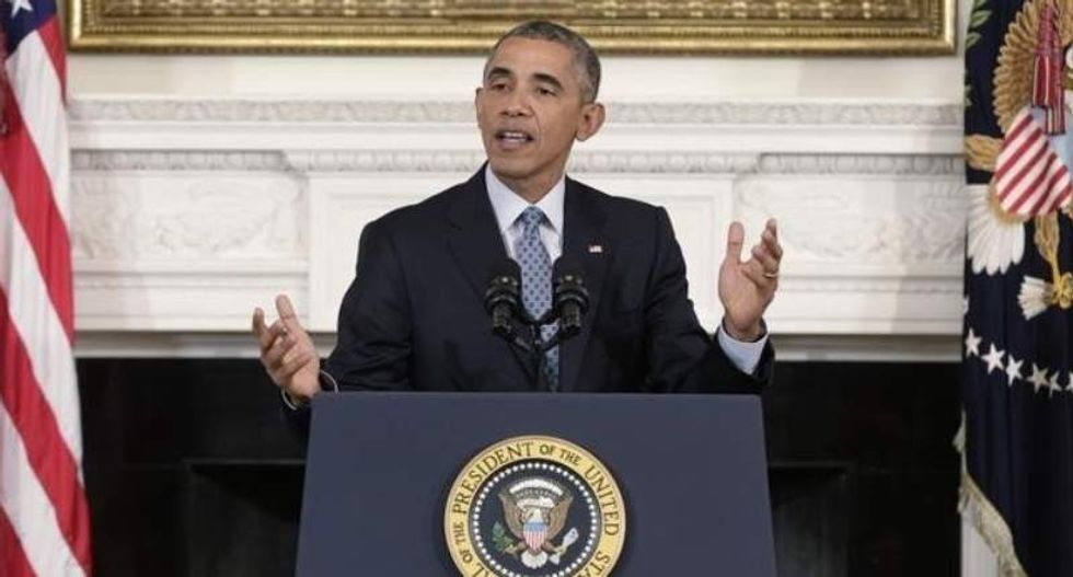 'They know how to stir up fear': Obama bashes NRA while vowing stronger gun law enforcement