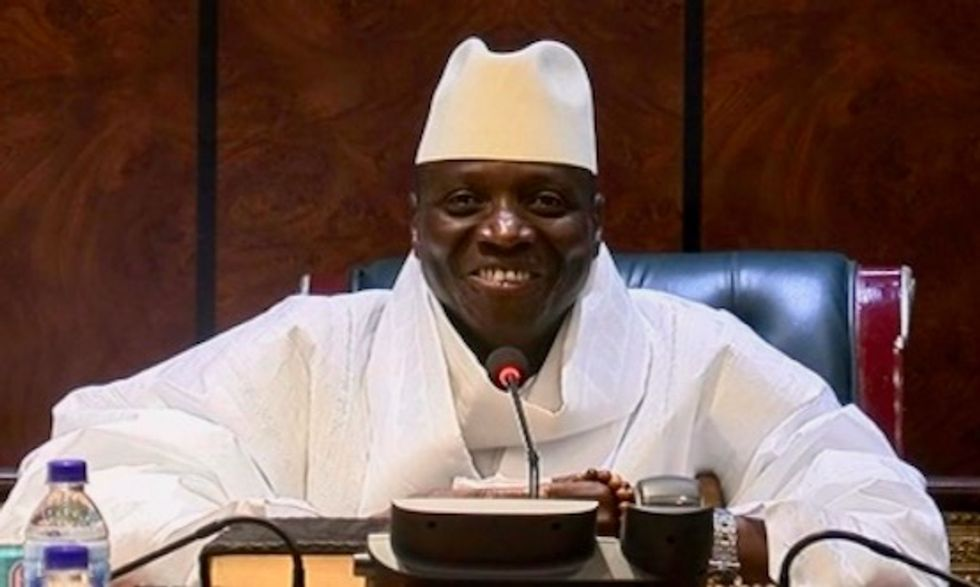 Gambian ex-dictator 'handpicked' women for rape, abuse: HRW