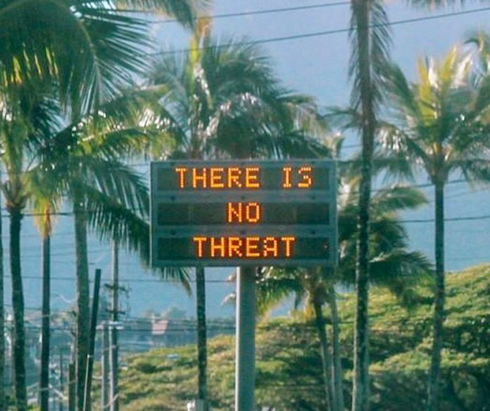 US report blames Hawaii missile scare on human error, poor safeguards