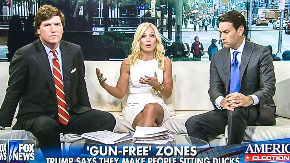 Fox News host: People in Australia 'have no freedom' because hate speech and guns are regulated