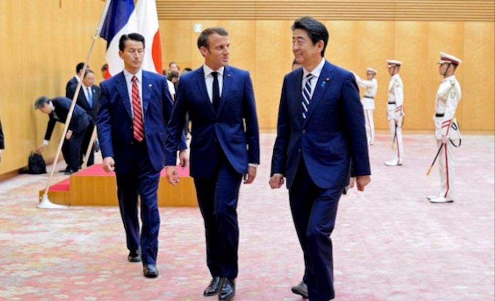 Japan welcomes G20 leaders for summit centered on climate change