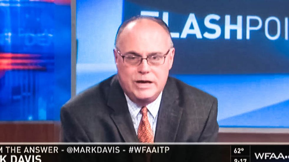Texas radio host: 'I'm a grumpy old guy and I get a say' about whether women can have abortions