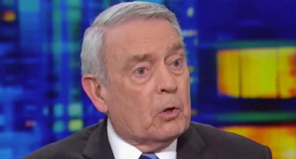Dan Rather calls for judging 'all who abetted Trump' as the 'rot of complicity'