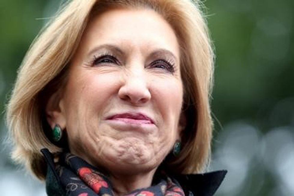 Koch brothers, other wealthy GOP mega donors warm to Carly Fiorina