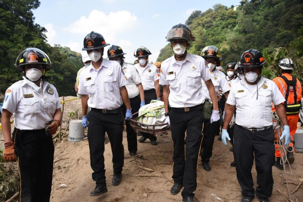 'We can't live here anymore': More than 130 killed in Guatemala landslide, hundreds missing