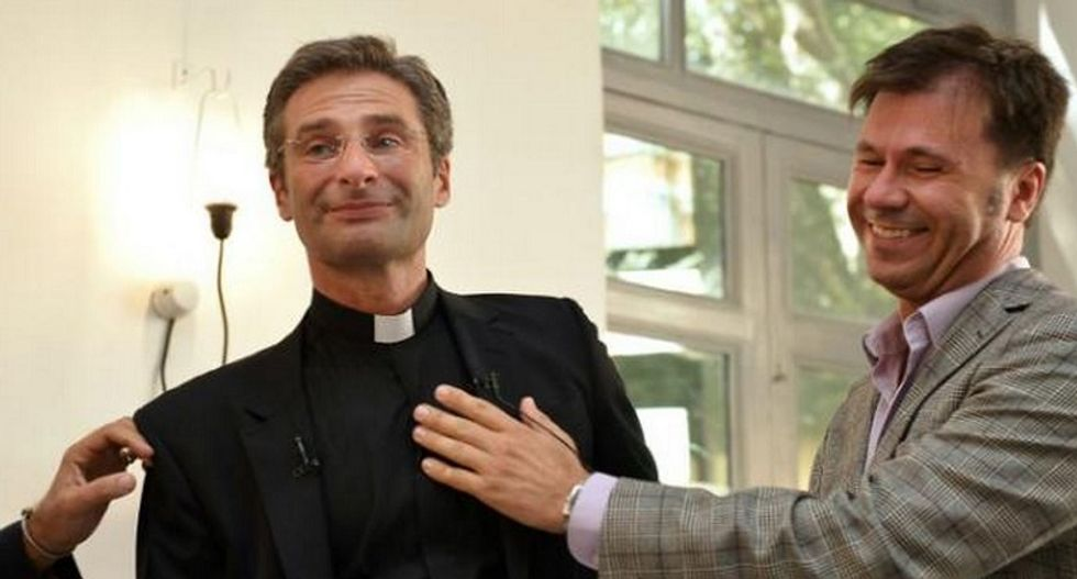 Catholic priest comes out as gay ahead of major bishop's meeting: 'I want to be an advocate for all sexual minorities'