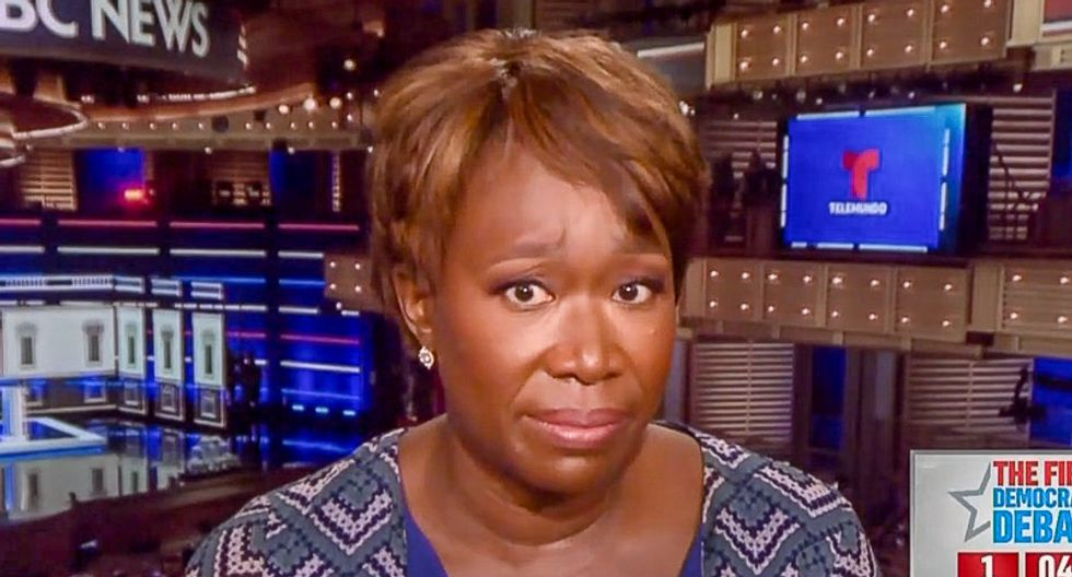 'The debate forgot who's president': Joy Reid chews out Dem candidates for attacking Obama instead of Trump