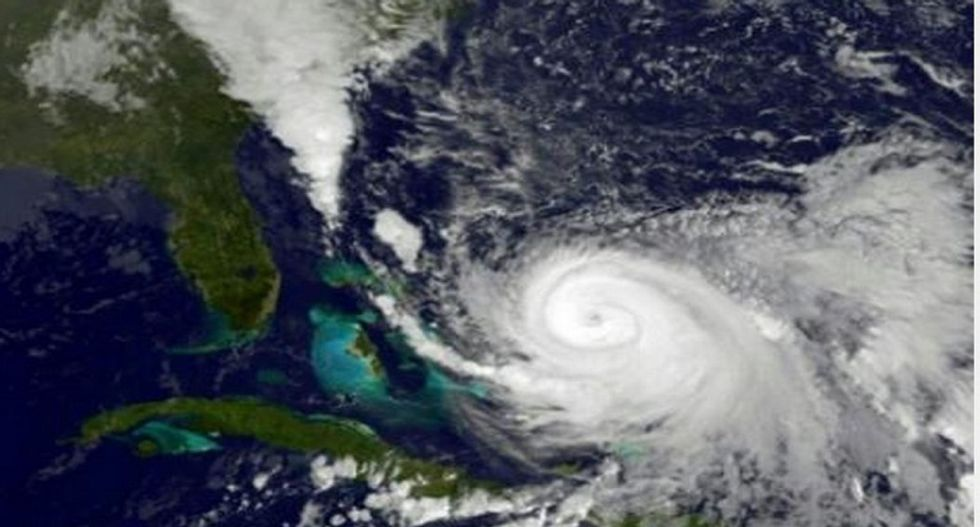 US weather forecasters predict above-normal hurricane season