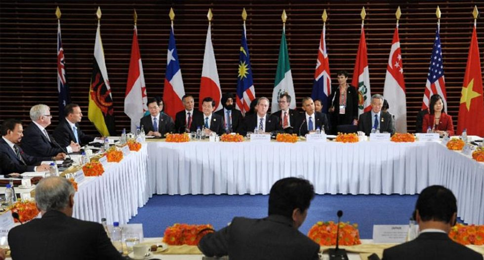 Twelve countries agree to Trans-Pacific Partnership trade deal: US official