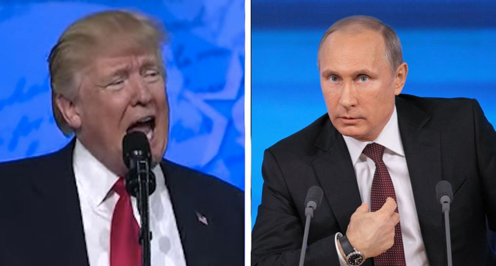 'The Russians played the president': Ex-State Dept spokeswoman says Trump walked right into Putin's trap