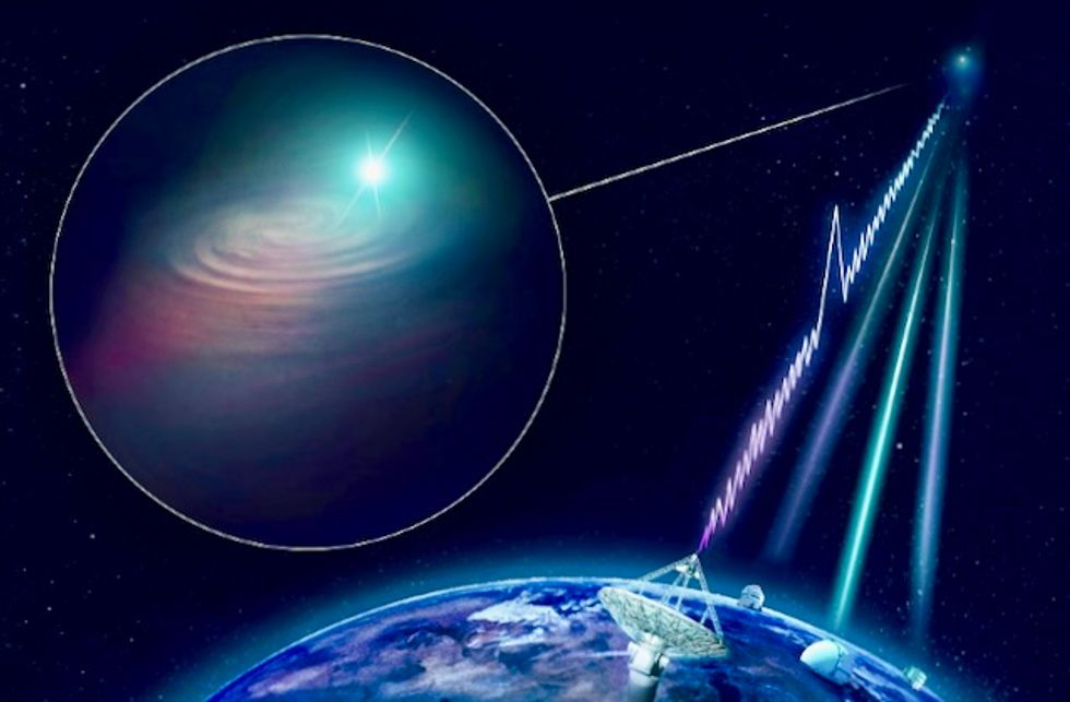 Cosmic waves discovery could unlock mysteries of intergalactic space