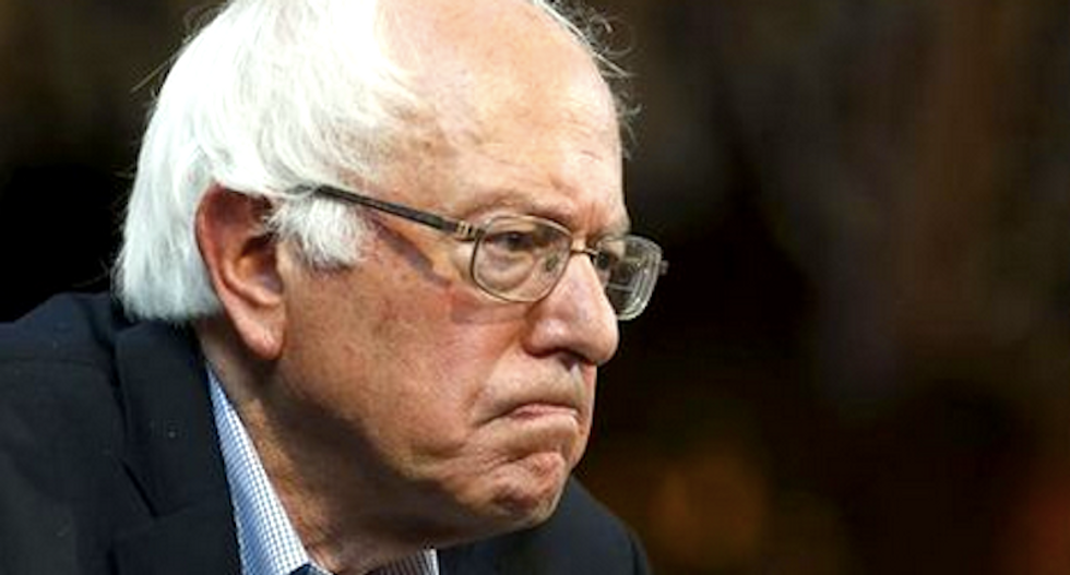 Bernie Sanders to pit his bulldog style against Clinton in first debate: 'I don't think Hillary stands a chance'