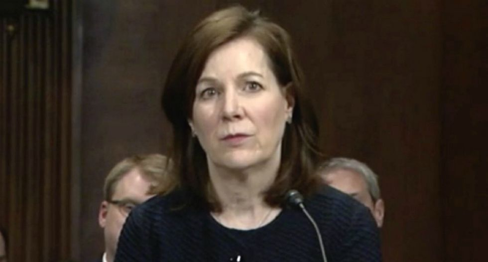 'I don't mean to be coy': Trump judicial nominee refuses to say whether she supports segregation