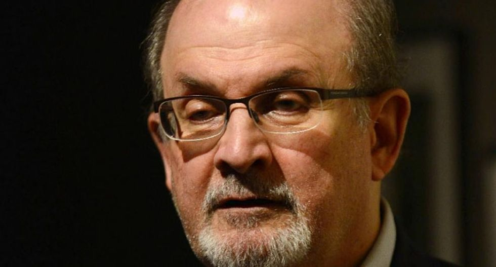 Iran threatens to boycott Frankfurt Book Fair over Salman Rushdie invite