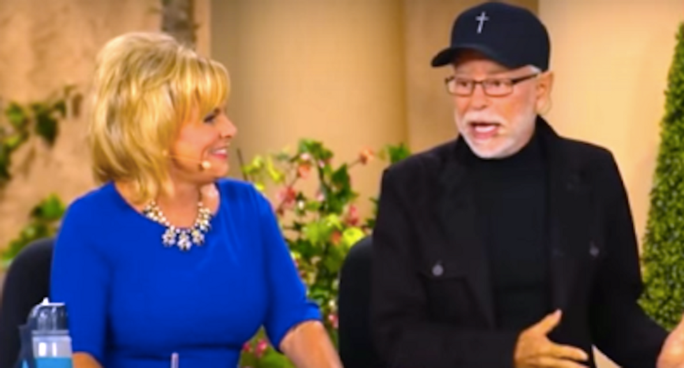 Televangelist warns that the underwear God chose for him should terrify you