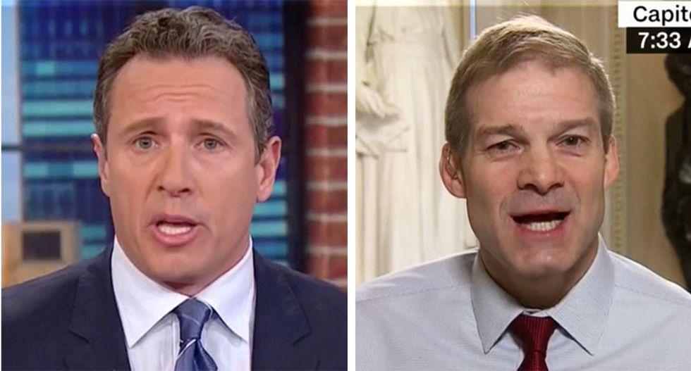 CNN's Cuomo slaps down GOP lawmaker for claiming Steele dossier is bogus because British spy is a leaker