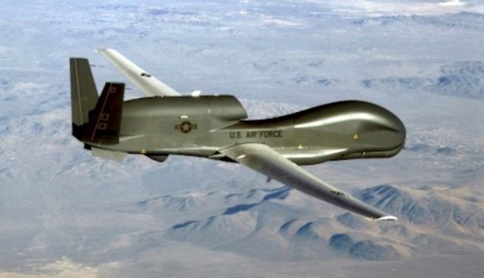 Iran files complaint to UN over US spy drone
