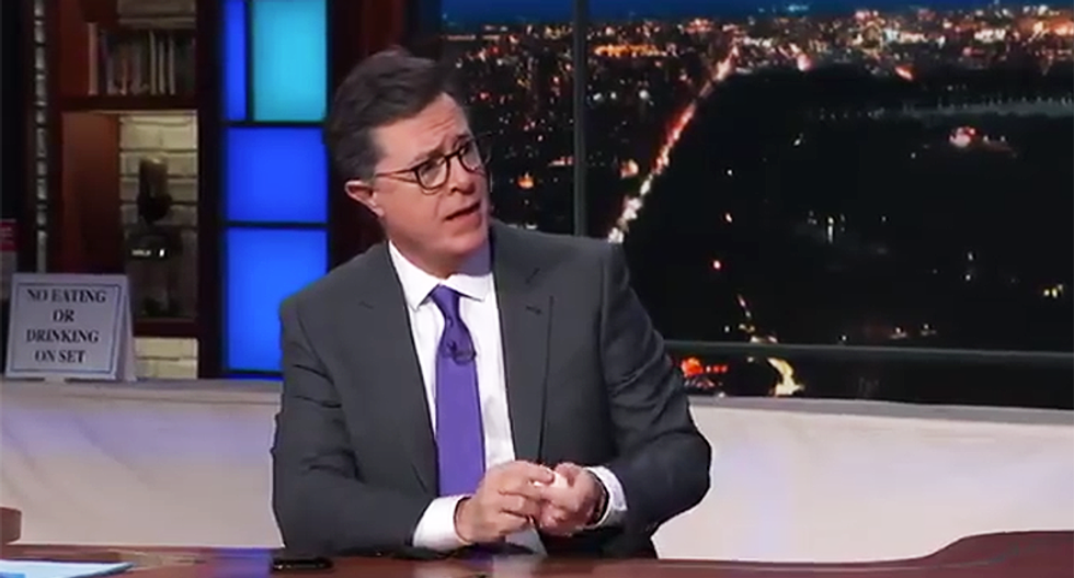 Stephen Colbert writes a song to honor Speaker Paul Ryan's accomplishments -- but can't come up with any
